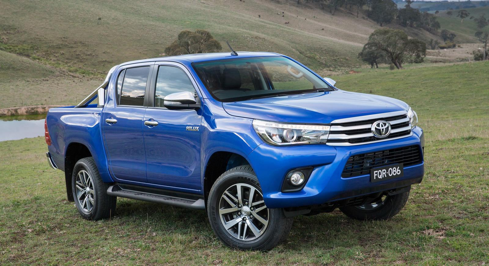 Shop accessori fuoristrada 4Technique HILUX DAL 2016 IN POI