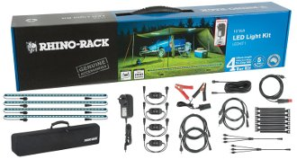 Ordina RHINO RACK KIT 4 LED DA TENDA